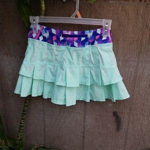 IVIVVA 12 mint mini skirt